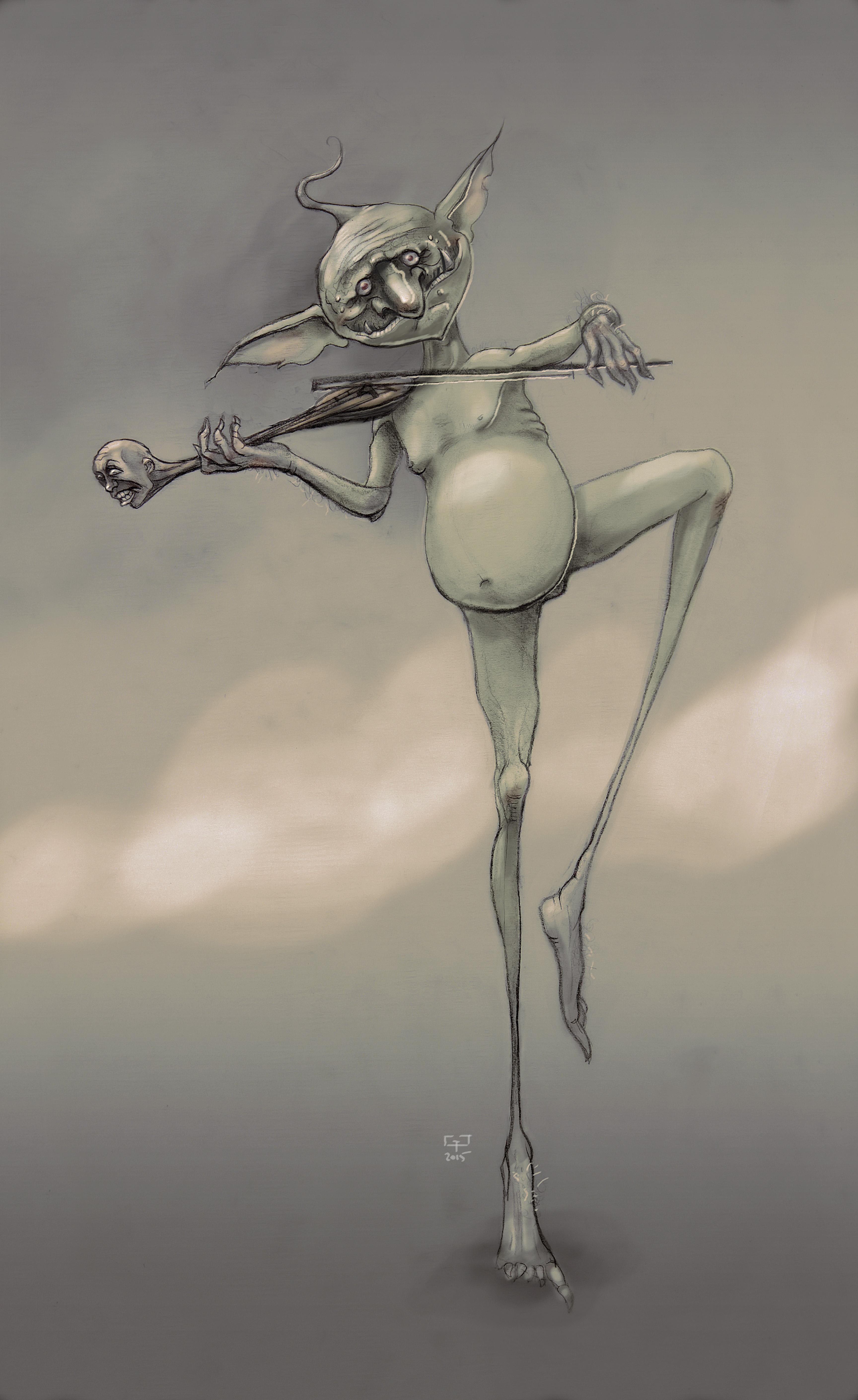 The Devil's Fiddler