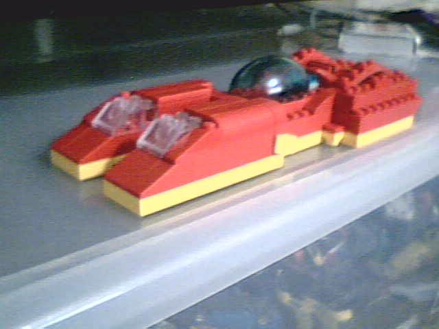 Lego Crab Sonoshee