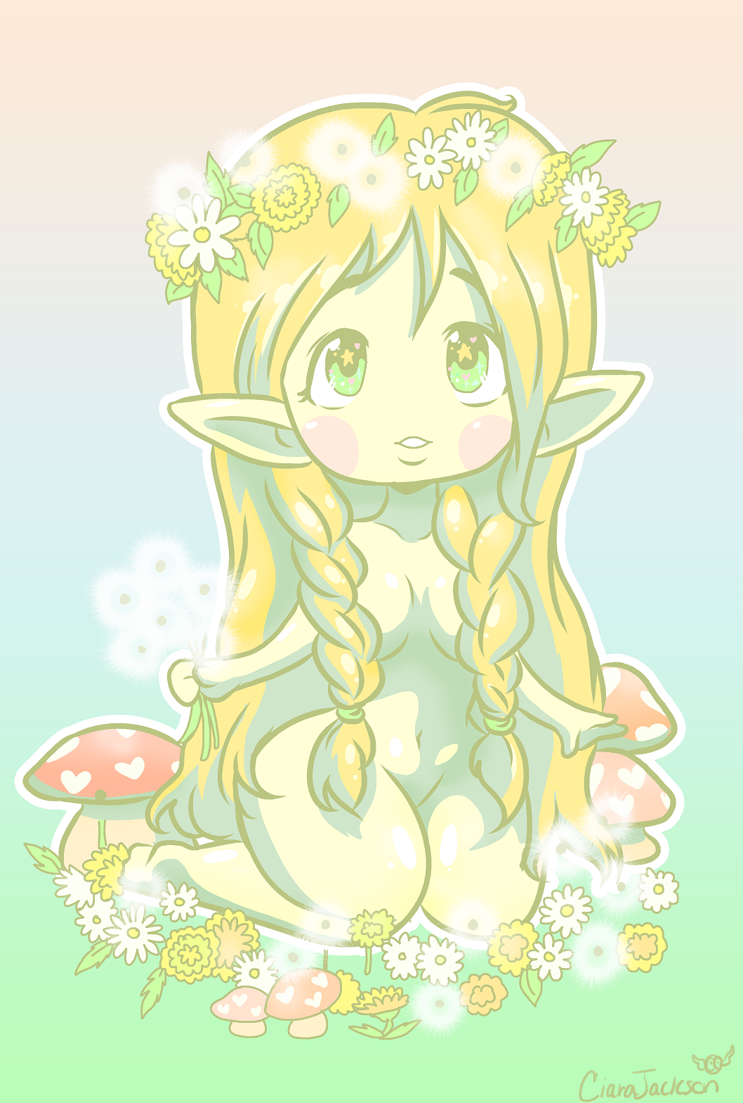 Spring Elf