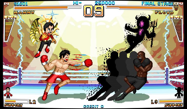 Manny vs. Mayweather