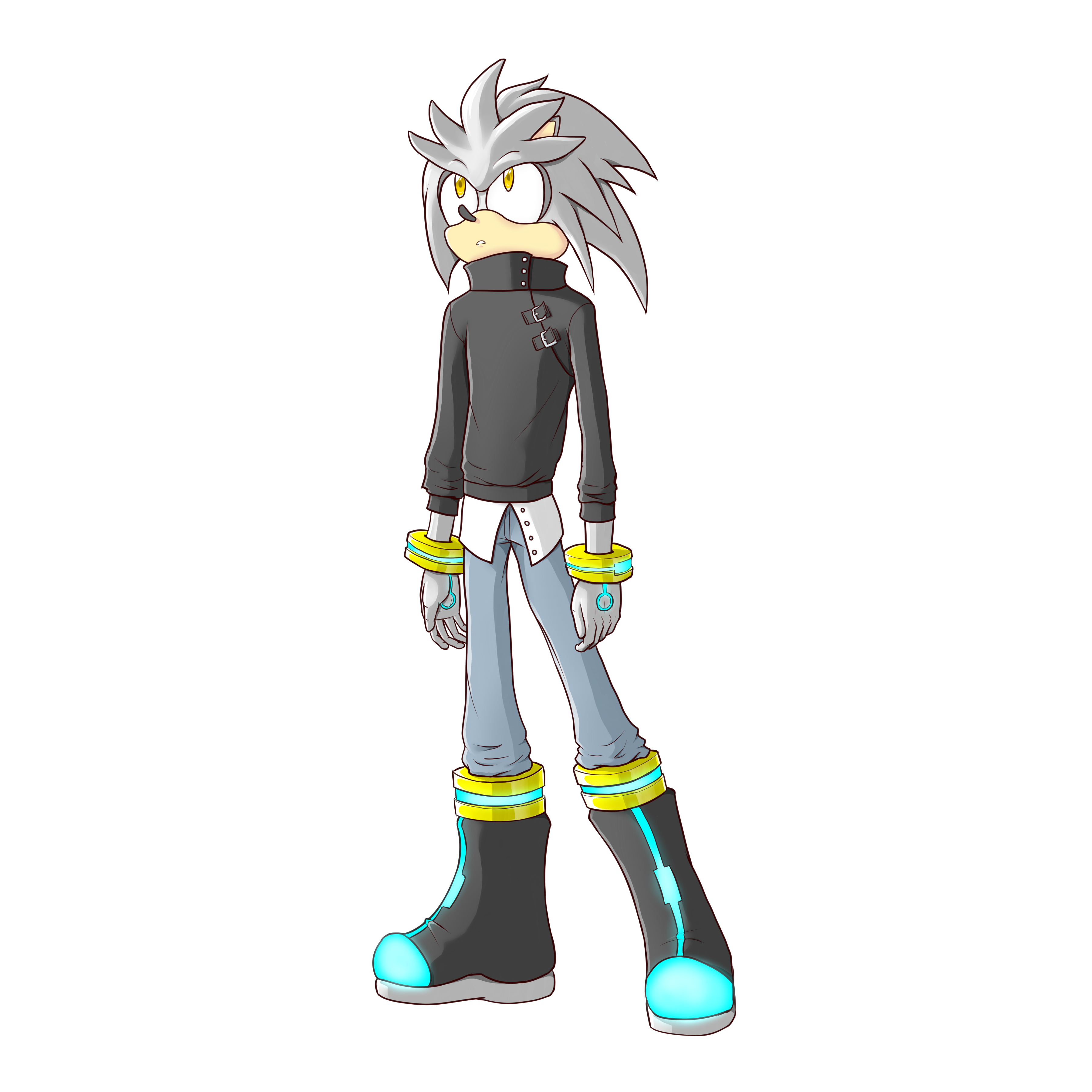 Silver Redesign
