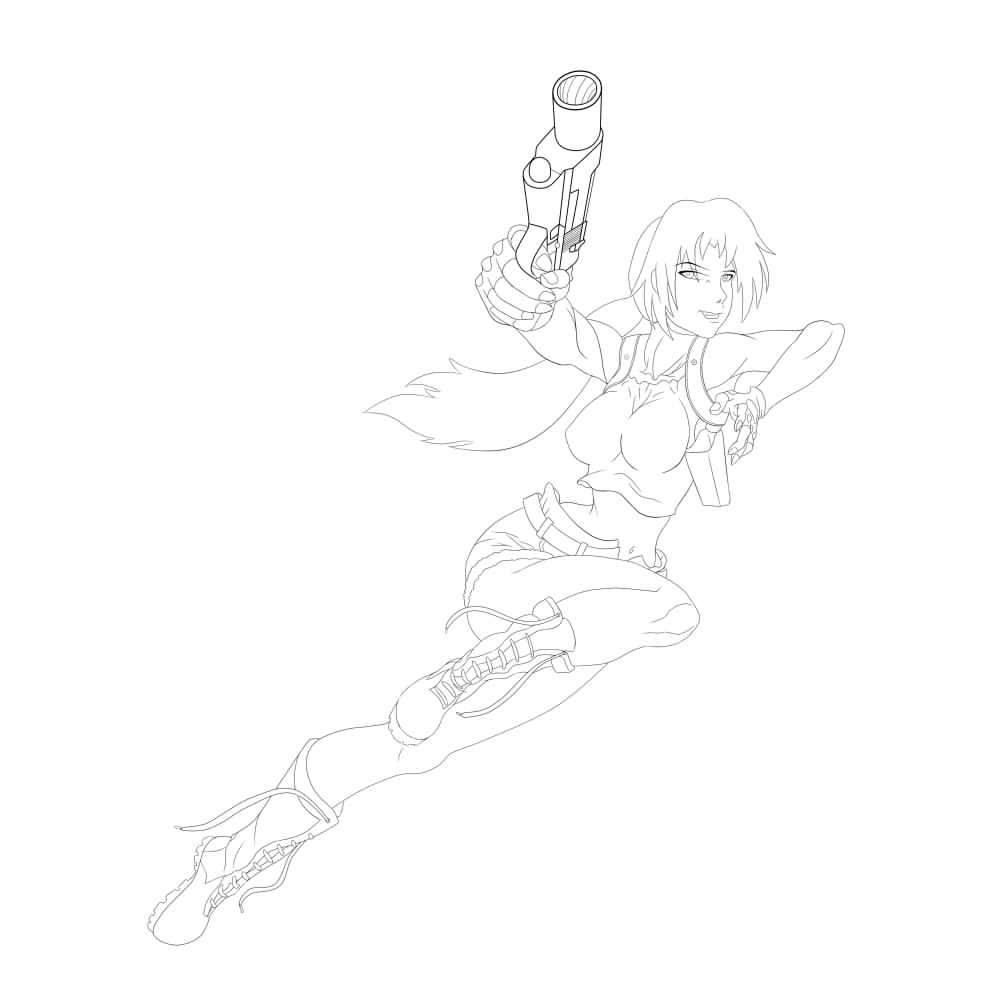 Revy (work in progress)
