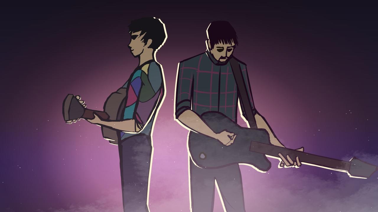 Crosswinds- Guitar duo