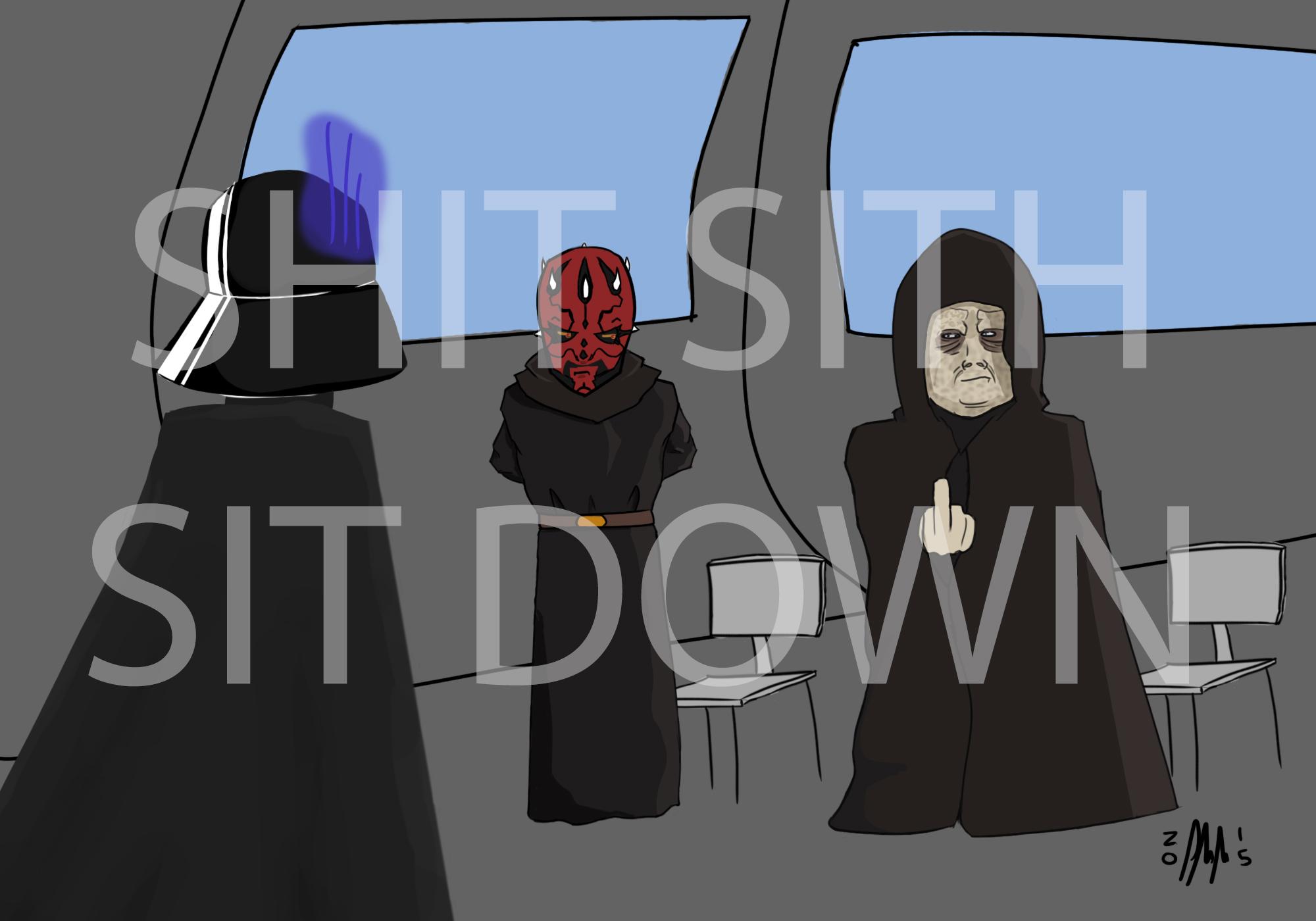 Shit Sith Sit [Down]