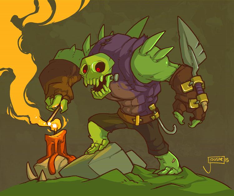 Viking Squad: Draugr Ritualist