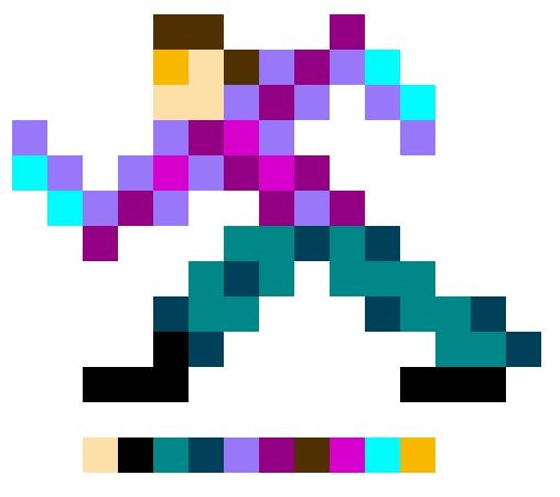 Frax (8-bit Sprite)