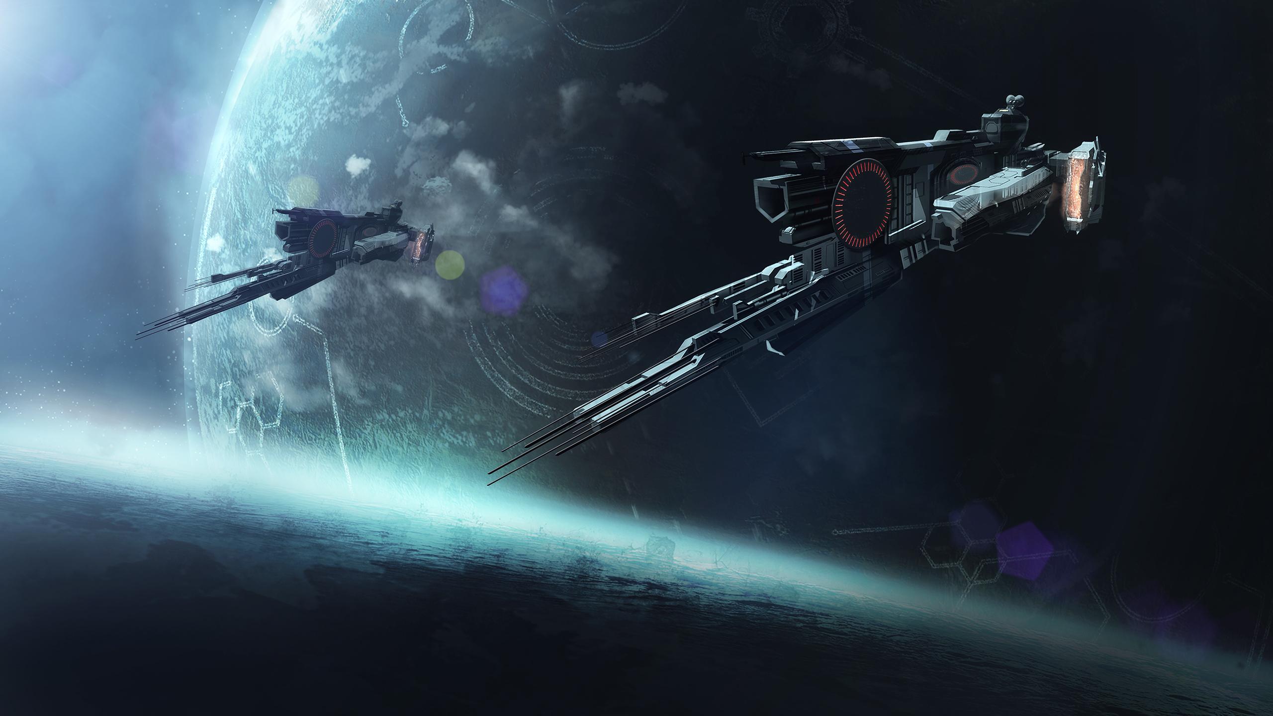 deep space 77