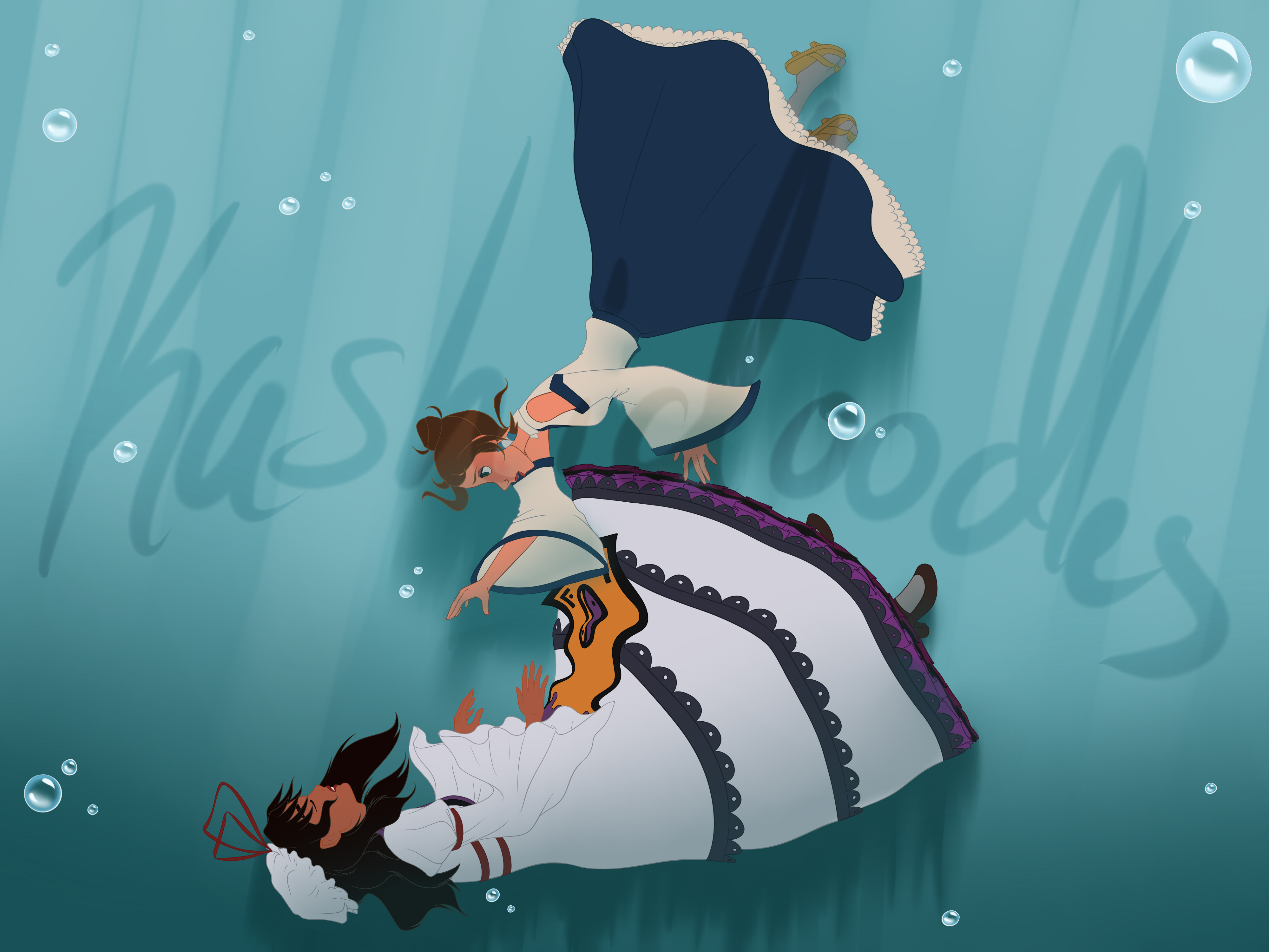 Disney - Touhou