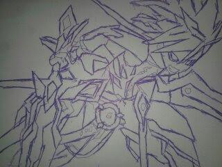 Elsword IS drawing