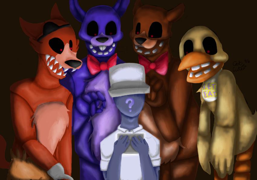 Welcome to Freddy Fazbear's