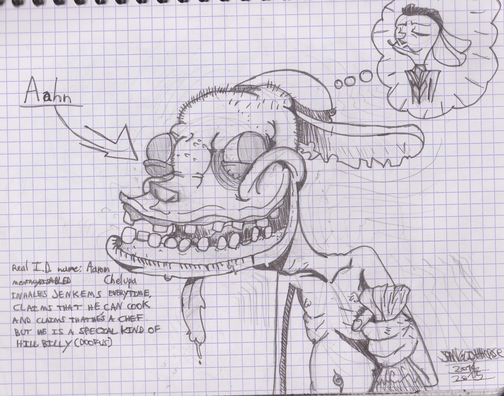 SH sketchbook page 36