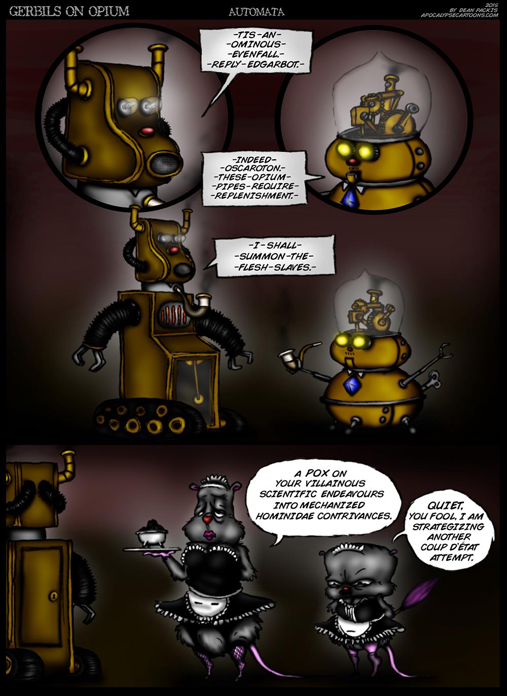 Gerbils on Opium comic 011