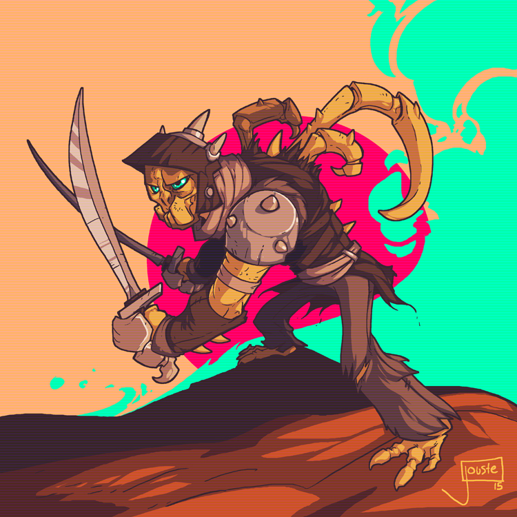 Viking Squad: Cursed Marauder