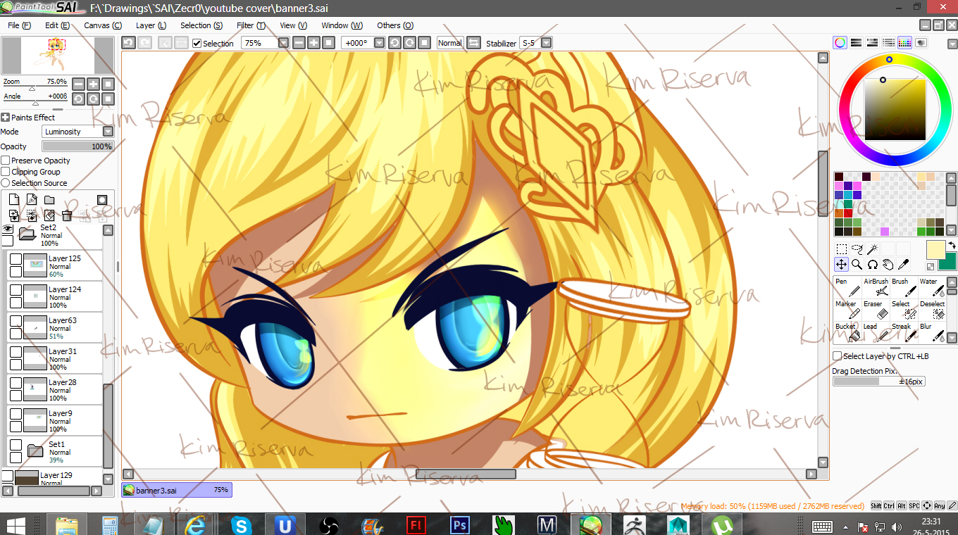 Preview of a commission