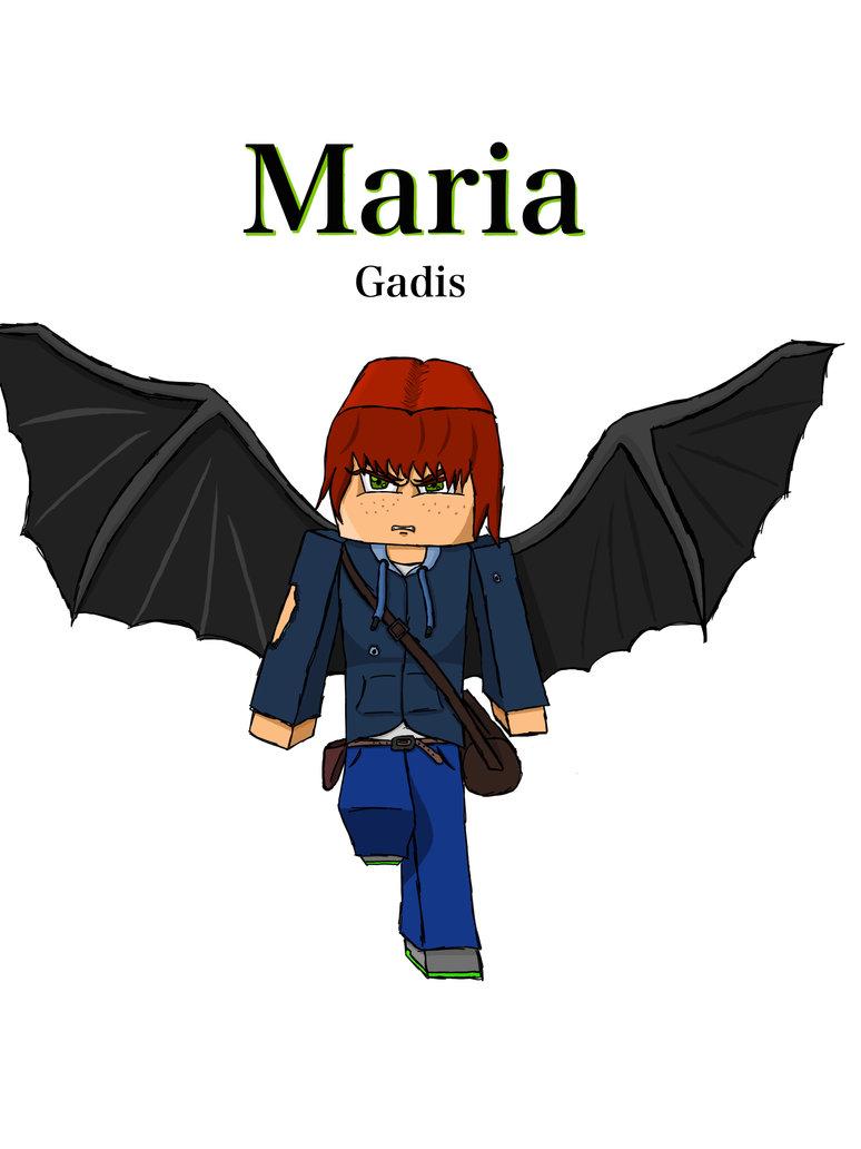 Maria Gadis(OC)