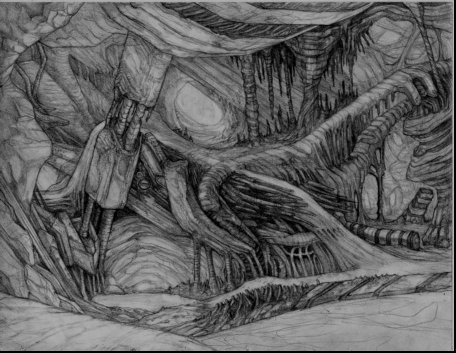 Chrome cave
