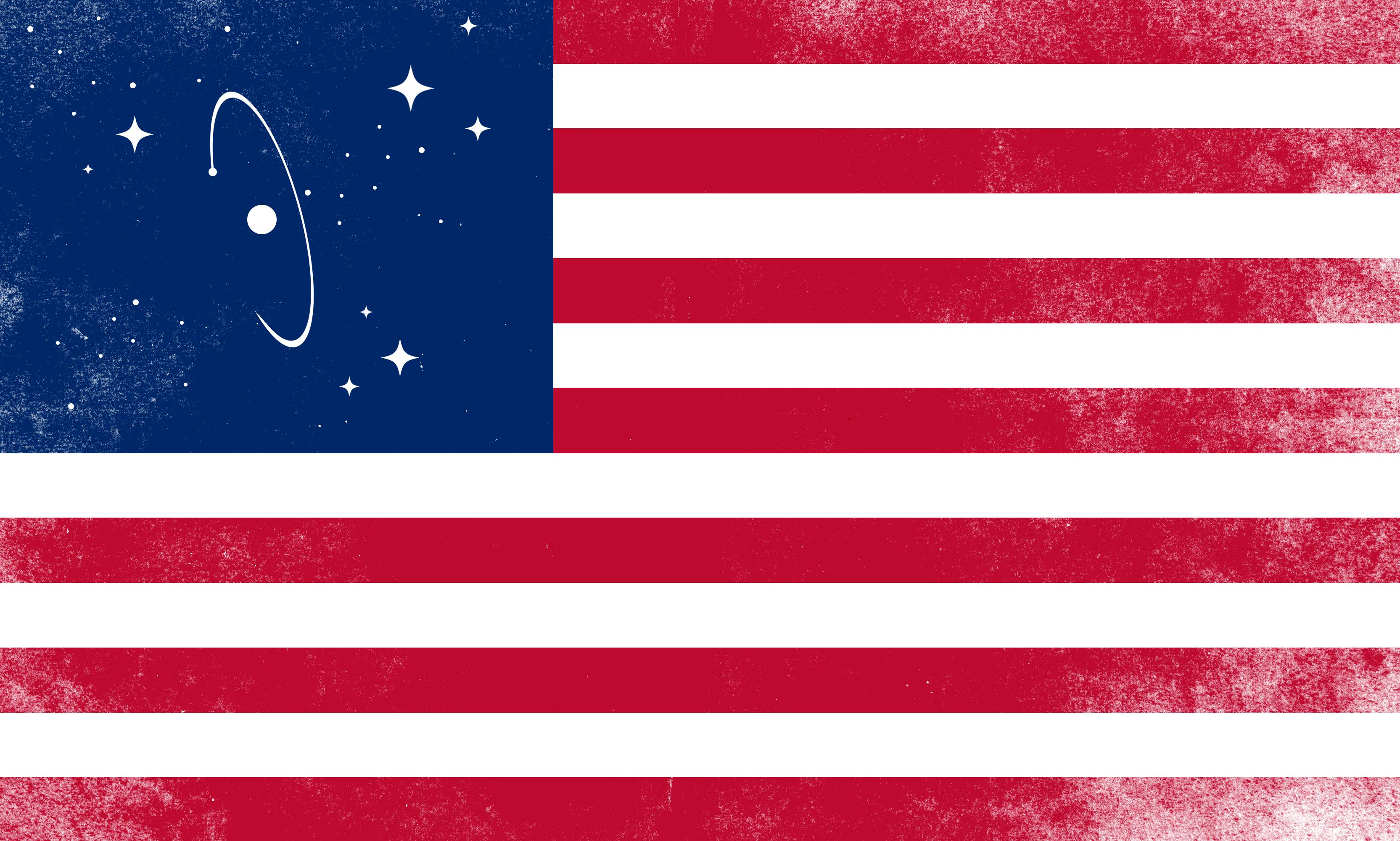 United Stars flag