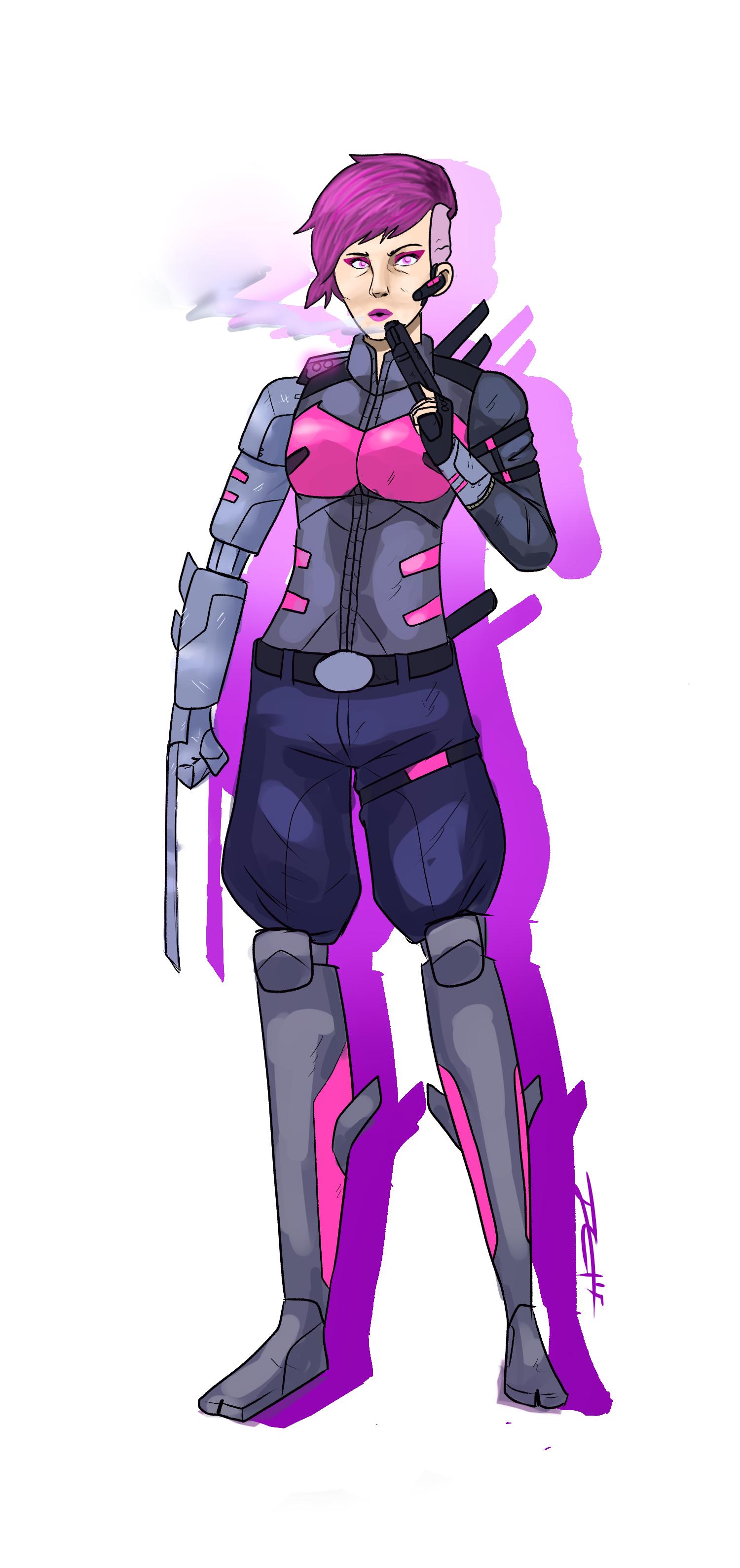 Pink Assassin