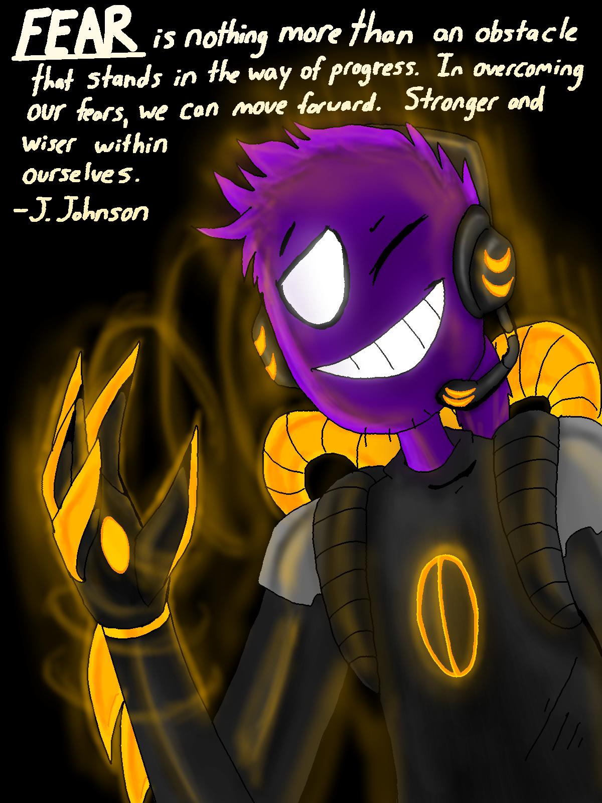 Vince of Rebornica's Night Terror