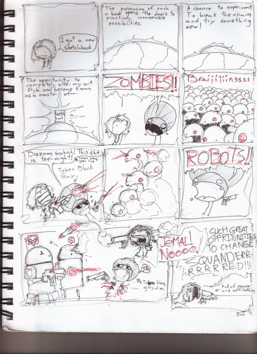 Some comic thing 1