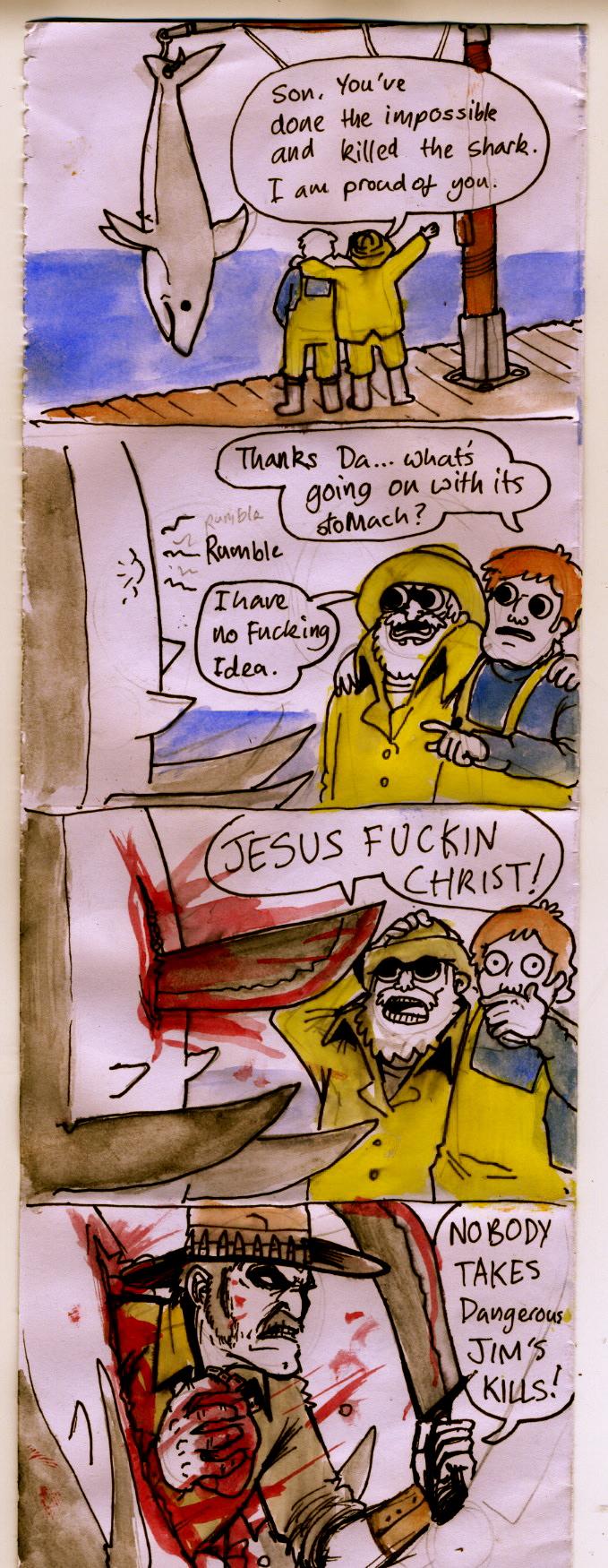 DANGEROUS JIM