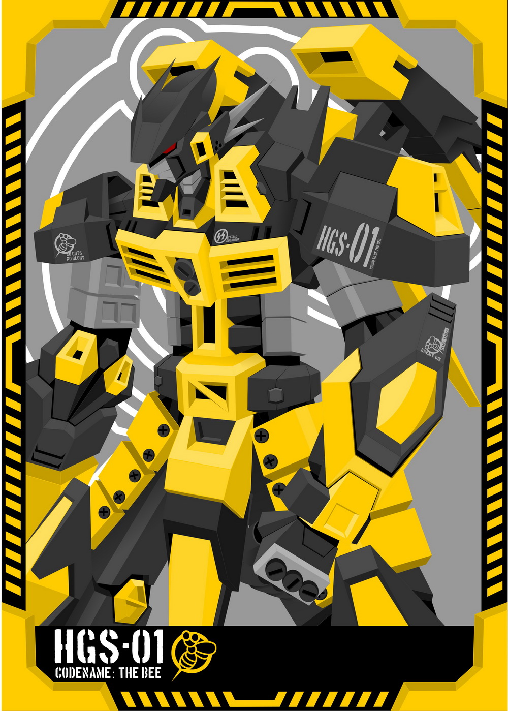 Codename: The Bee
