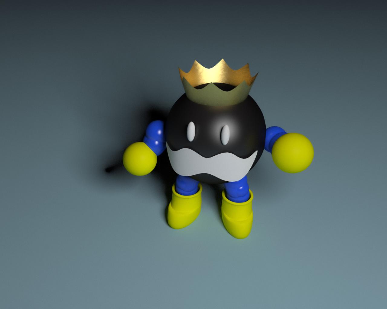 The Bombomb King