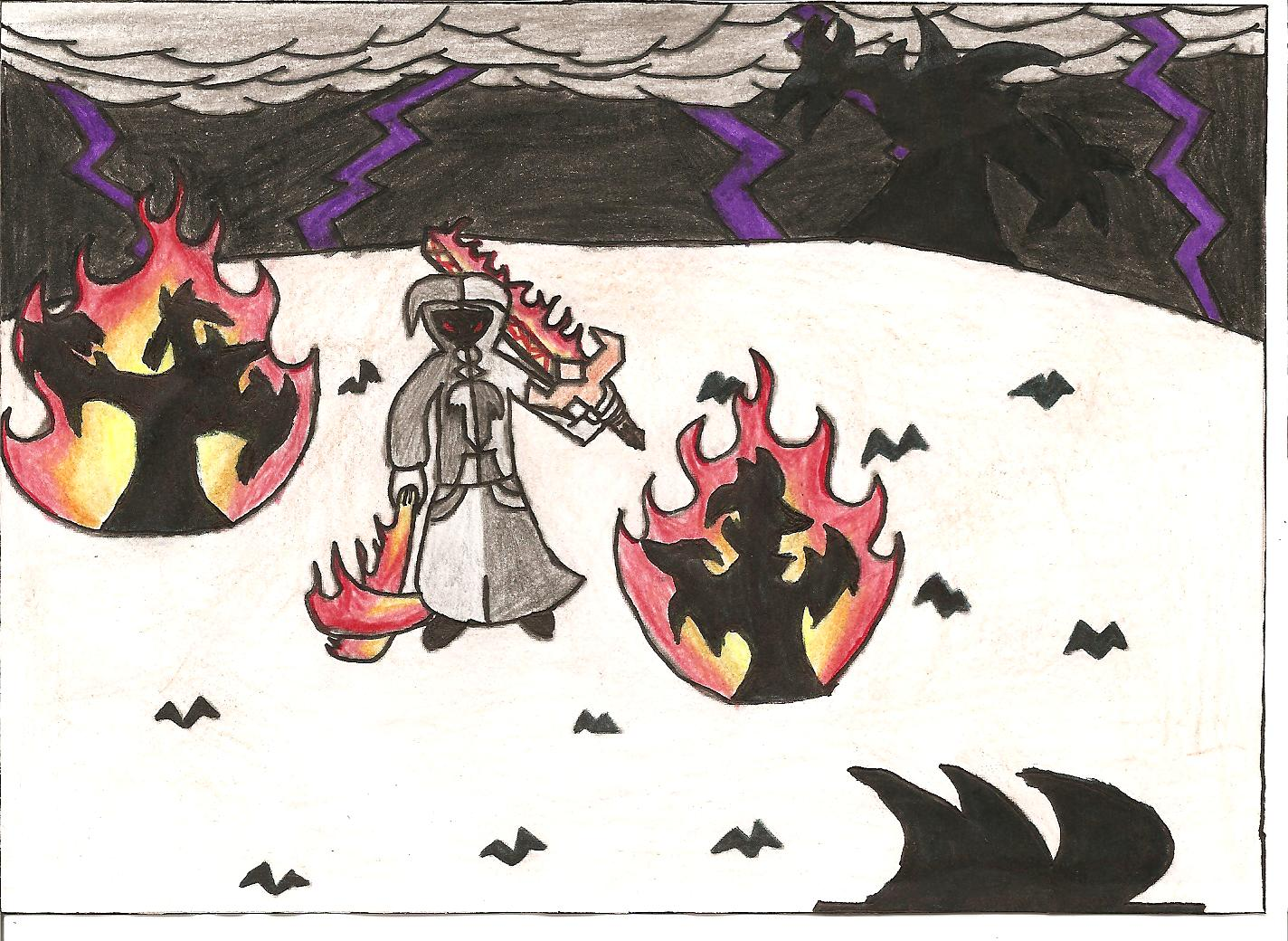 Dax's destructive path