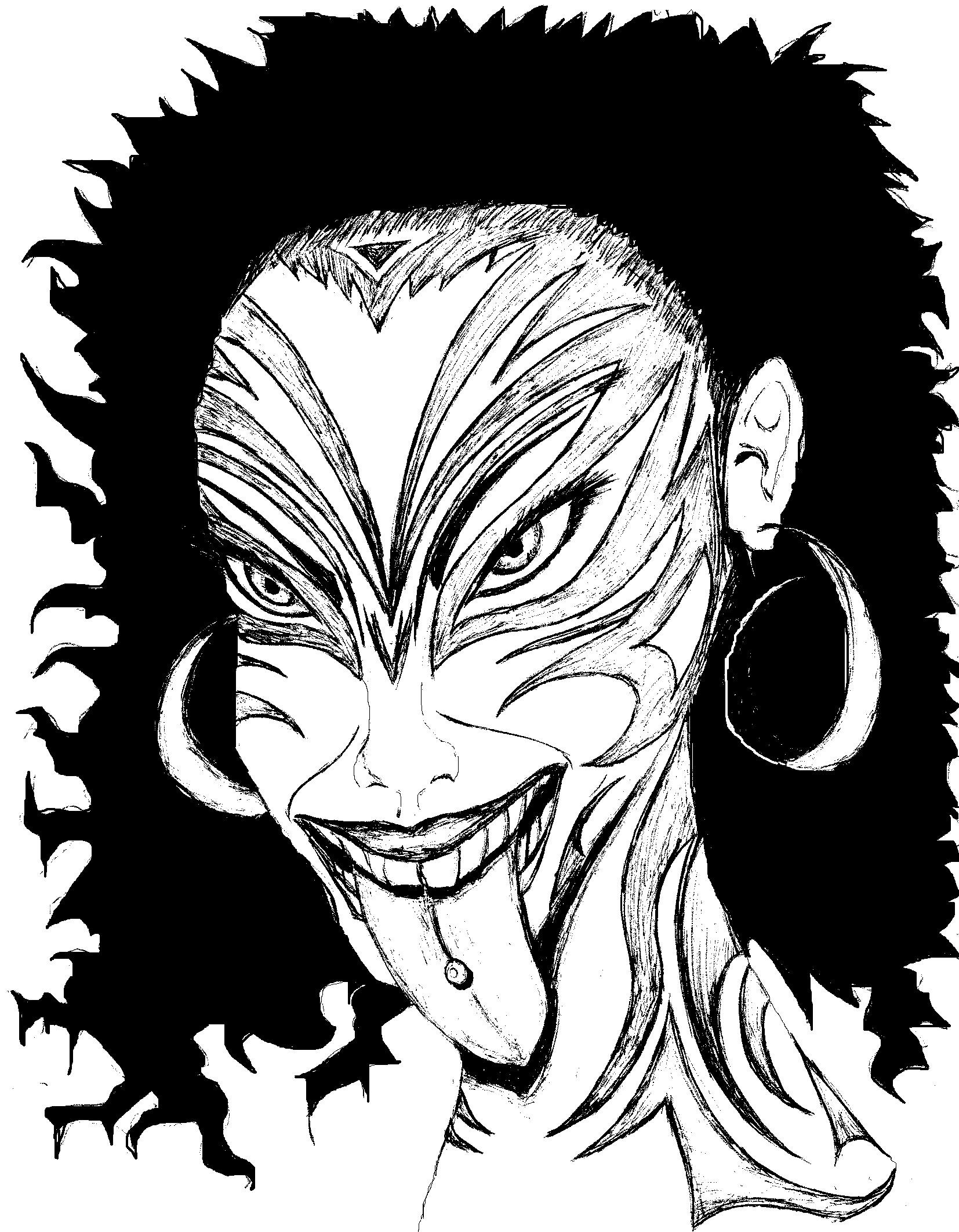Alisha Soulflowah Tribal Form