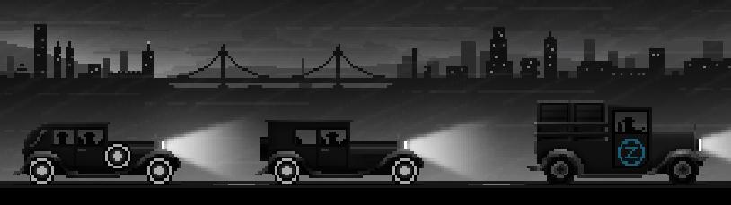 FilmNoir #3: car chase