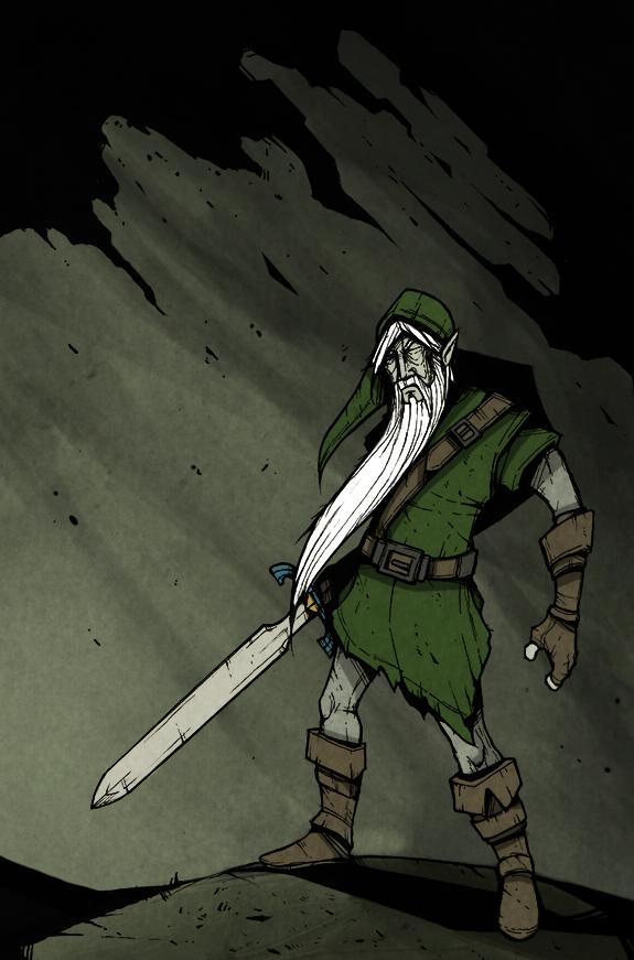 [Jazza contest]Link's Final Adventure
