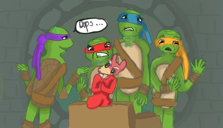 ninja turtles ageswap