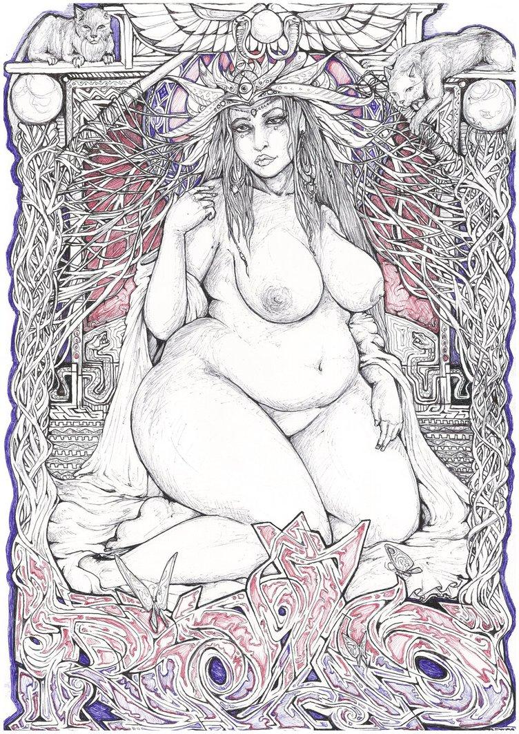 Priestess Of R*O*L*O*