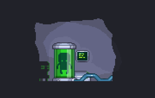 Thing in tube