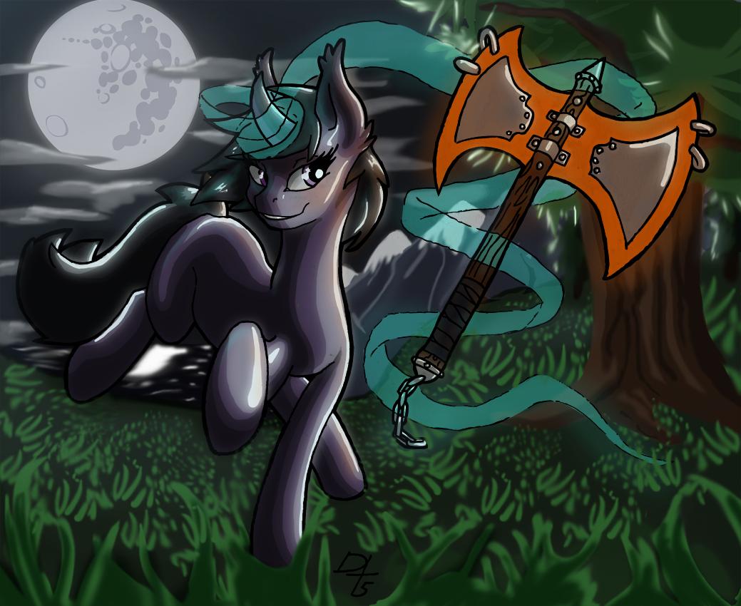 [c] Iracundia Pony