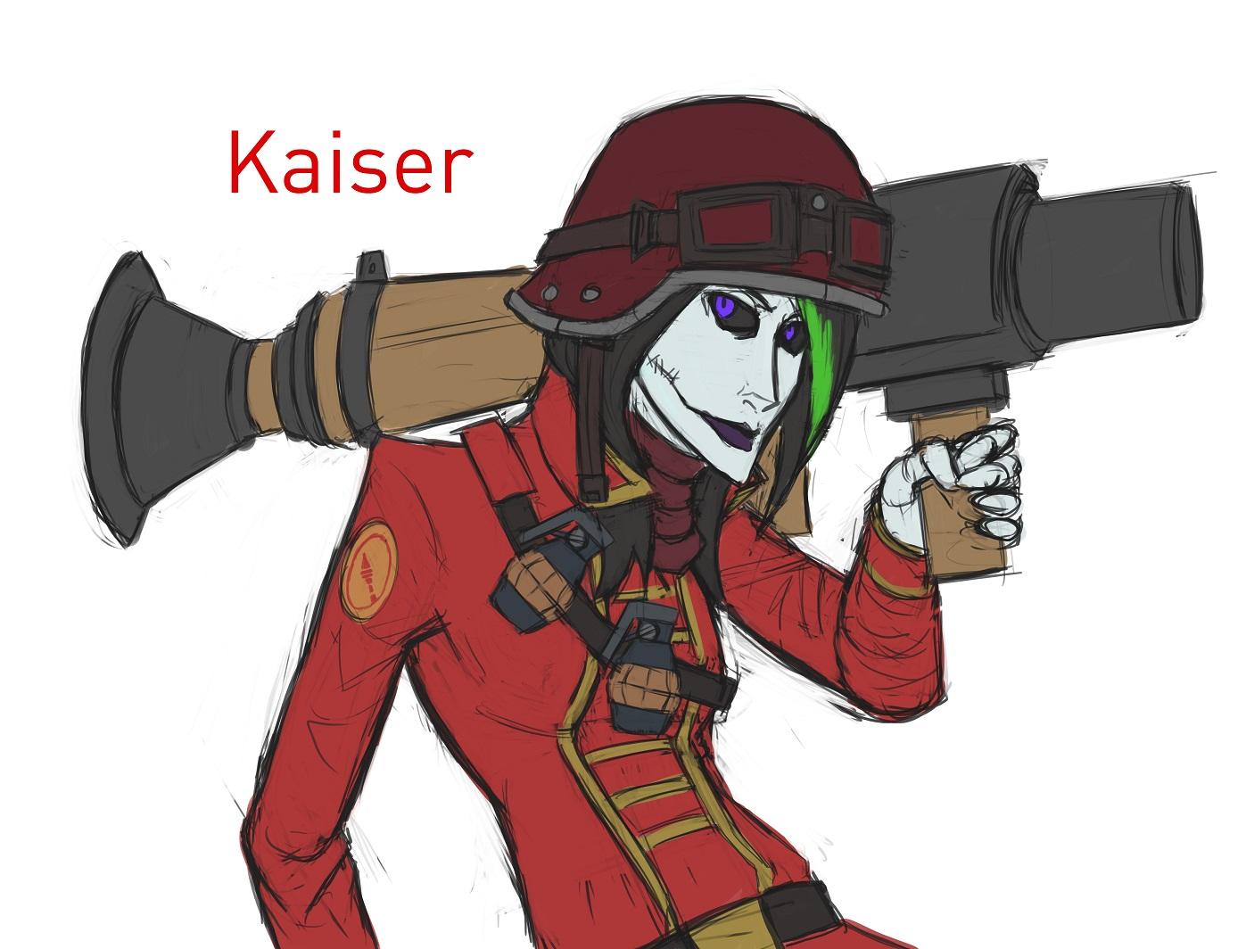Karalie the Soldier