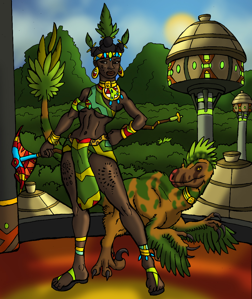 Equatorial Empress