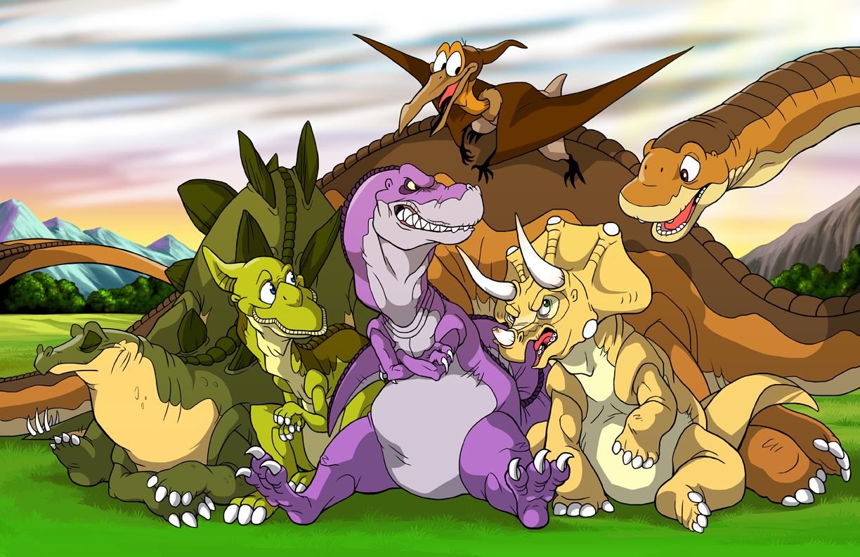 Land Before Time, All Grown Up By Zerochan923600 On Newgrounds-6850