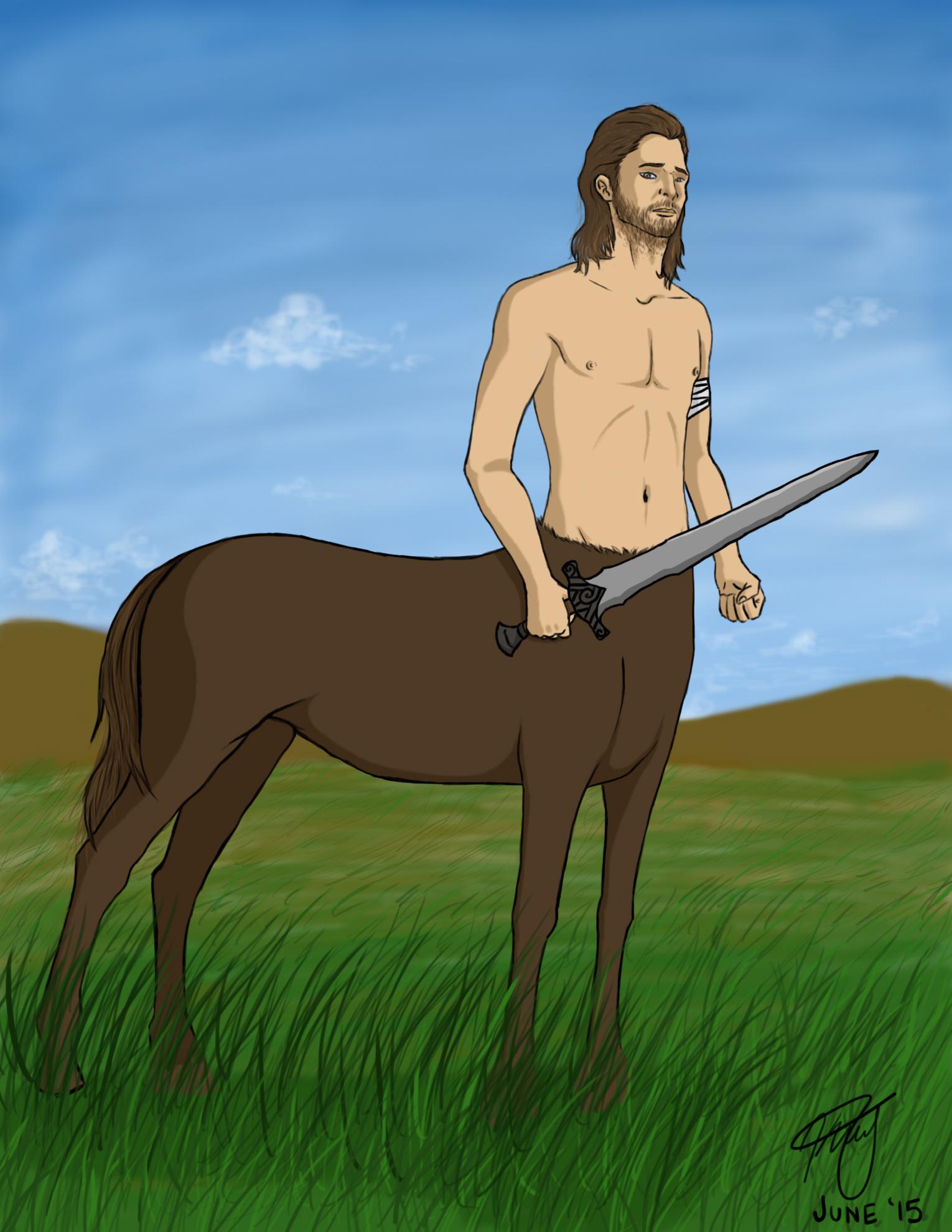 The Centaur Josephidus