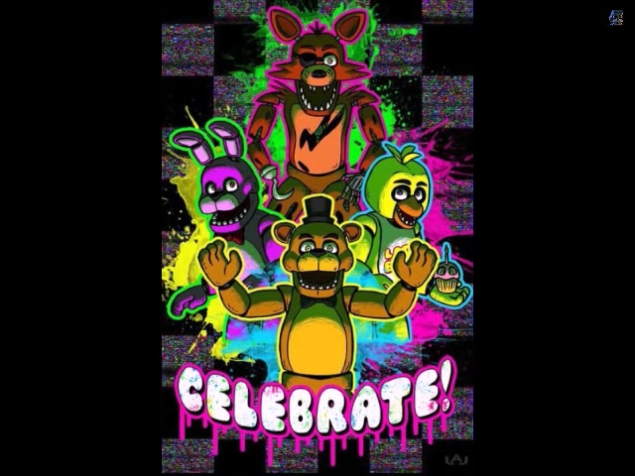 Let's celebrate.