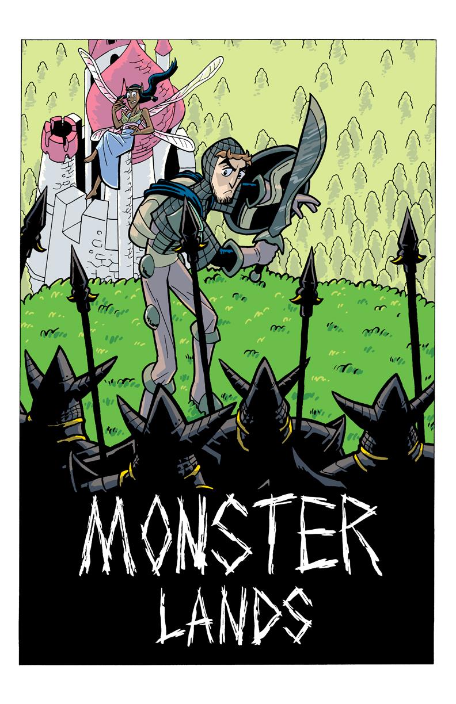 Monster Lands cover 3