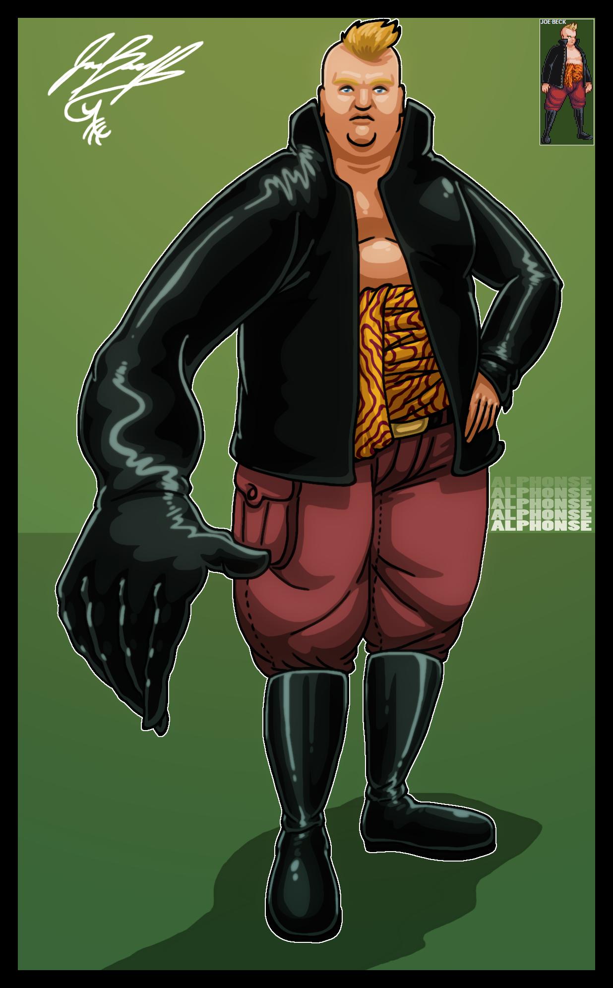 Concept I - Alphonse