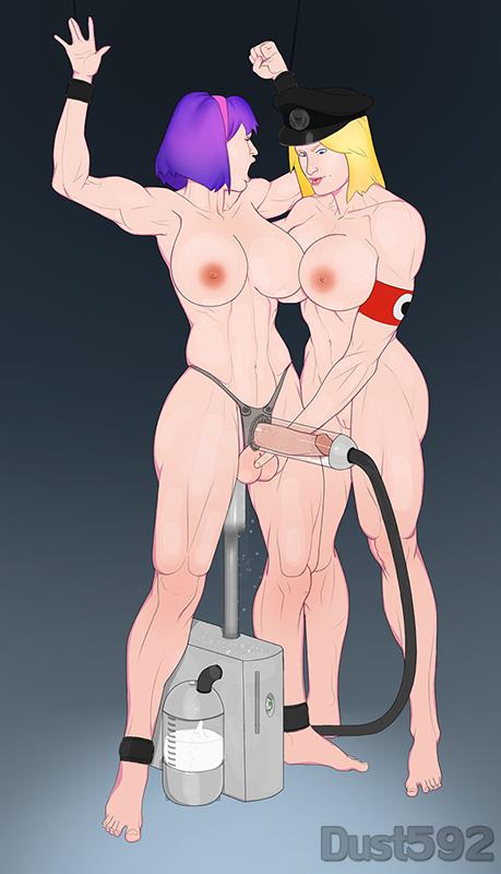 Nazi Milking