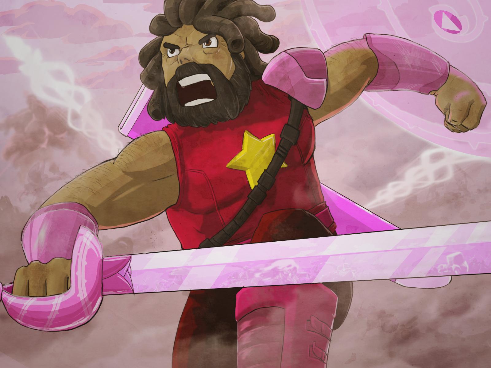 Old Steven Universe