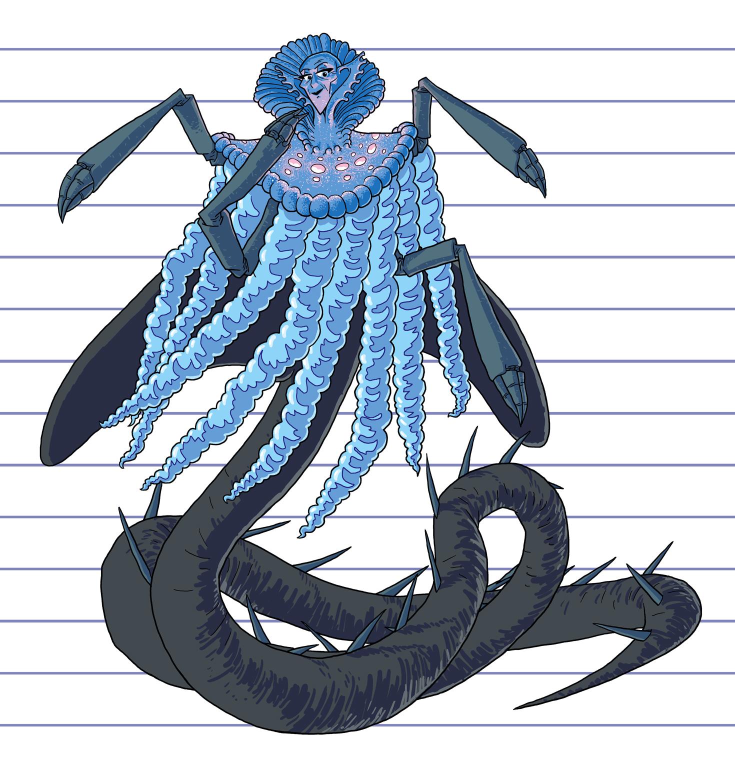 The Elder Siren