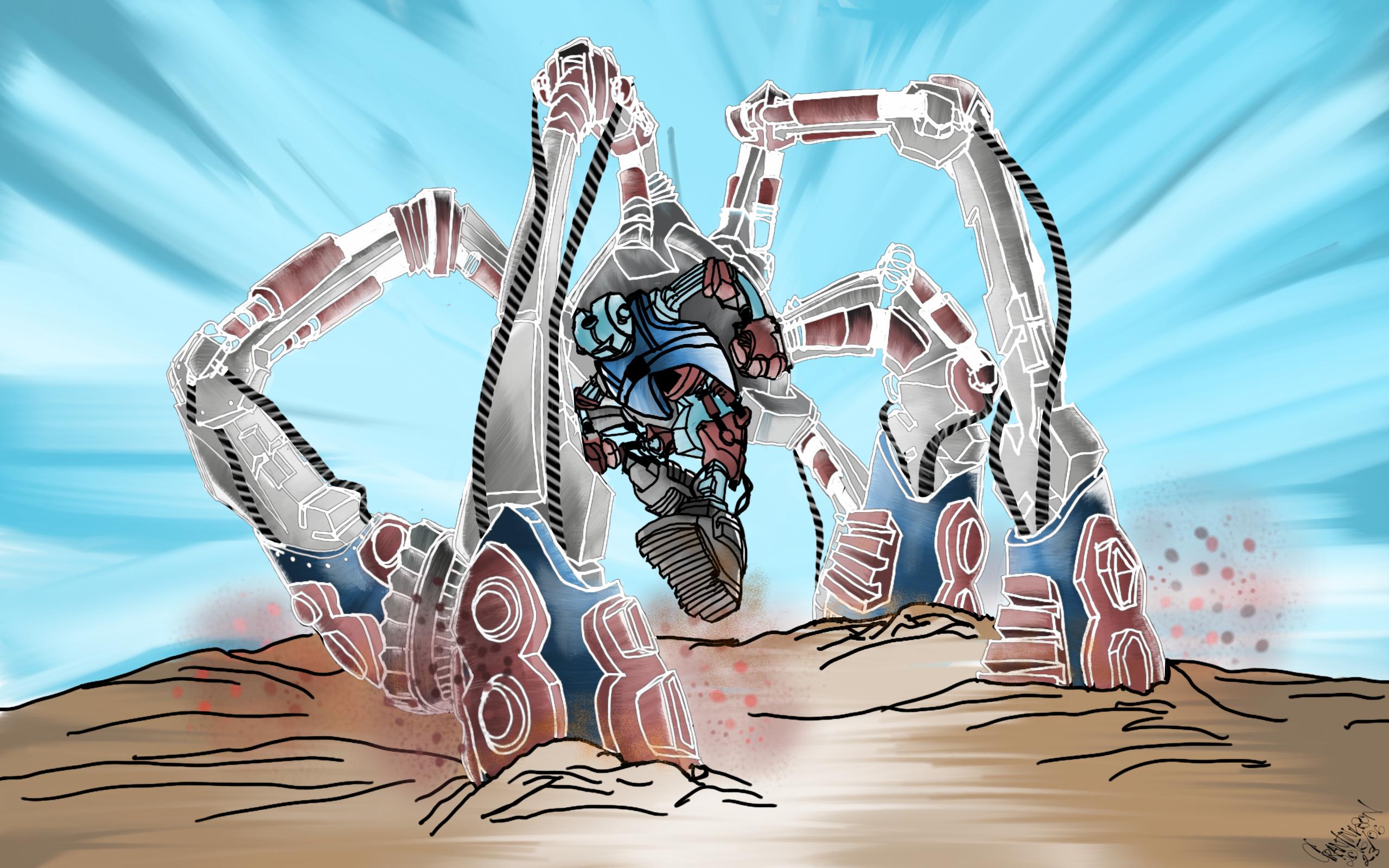 Spider-Jumper