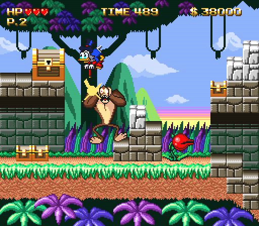 Snes Ducktales Remastered Mockup by ScepterDPinoy on ...