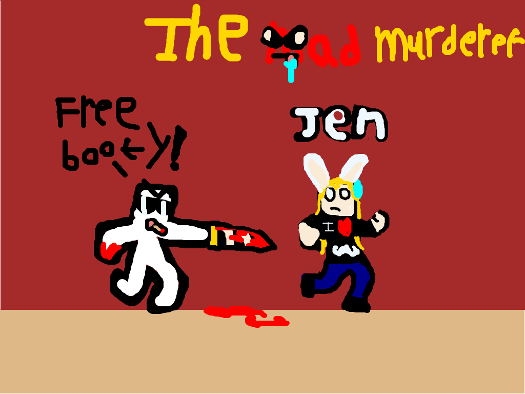 The mad murder