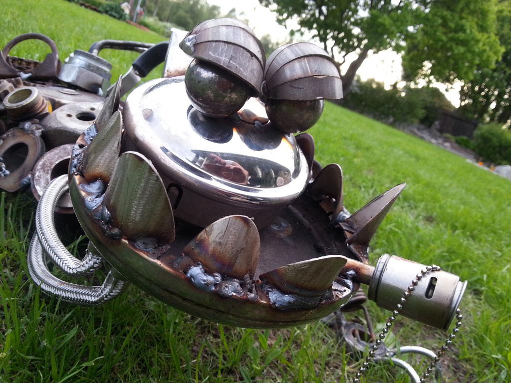 Robo-Chameleon