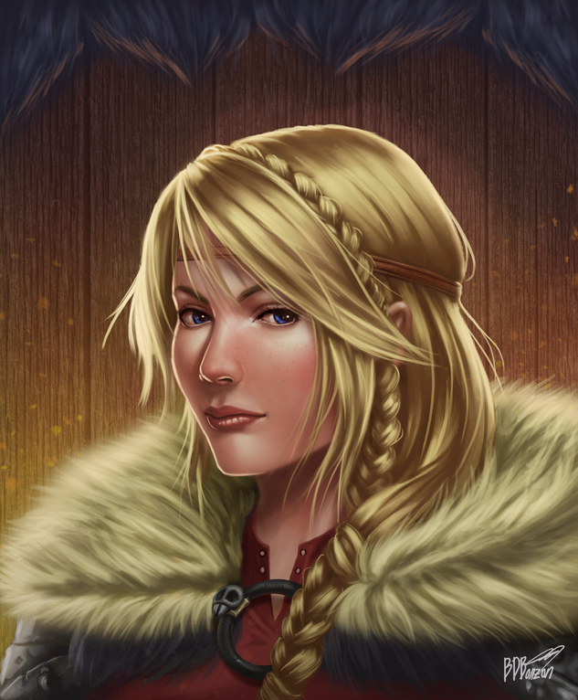 Astrid- How To Train Your Dragon 2 By Ataros On Newgrounds